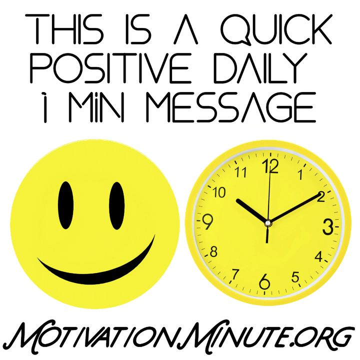 Motivation Minute