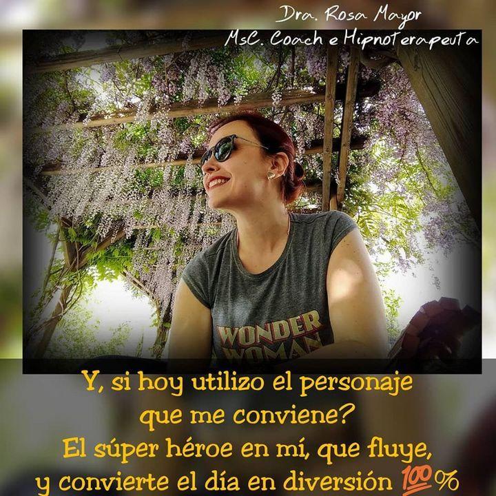 NUESTRO OXÍGENO Retiro espiritual en cuarentena - Dra. Rosa Mayor