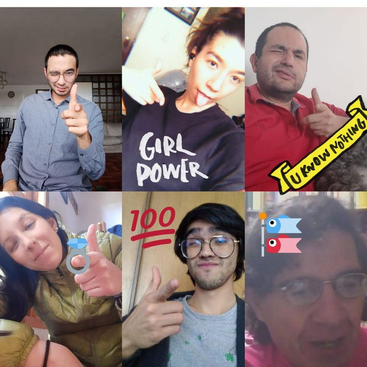 #LasBielasUR corona 50 etapas en la radio Online