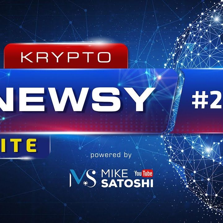 Krypto Newsy Lite #229   27.05.2021   Bitcoin: to dopiero start hossy - Willy Woo, PayPal pozwoli na wypłaty krypto, Biden dodrukuje $6T