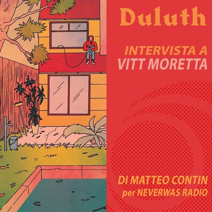 Vitt Moretta, tra un fumetto e l'altro!