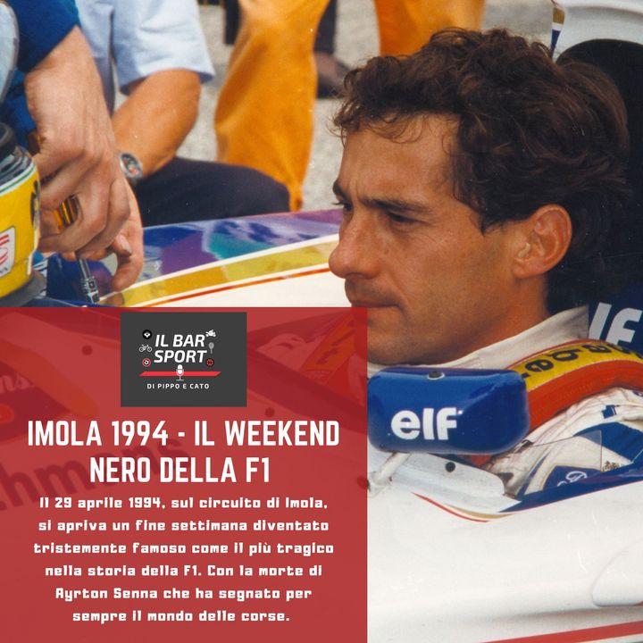 Imola 1994 - Il weekend nero della Formula 1