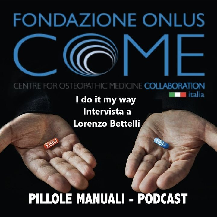 I do it my way - Intervista a Lorenzo Bettelli