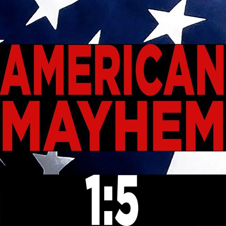 American Mayhem City Vlog 1:5