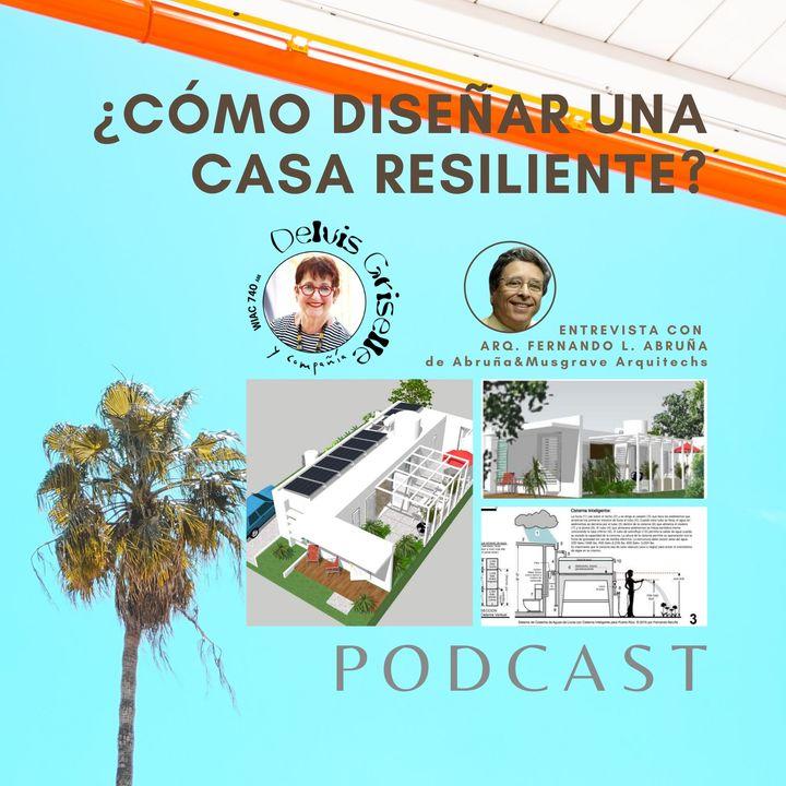 Diseño de la Casa Enlace Resiliente