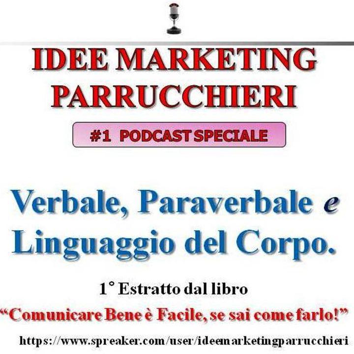 Comunicare Bene è Facile, se sai come farlo! Podcast estratto dall'omonimo libro (verbale, paraverbale e linguaggio del corpo)...