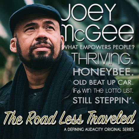 Joey McGee: Moving from surviving to thriving