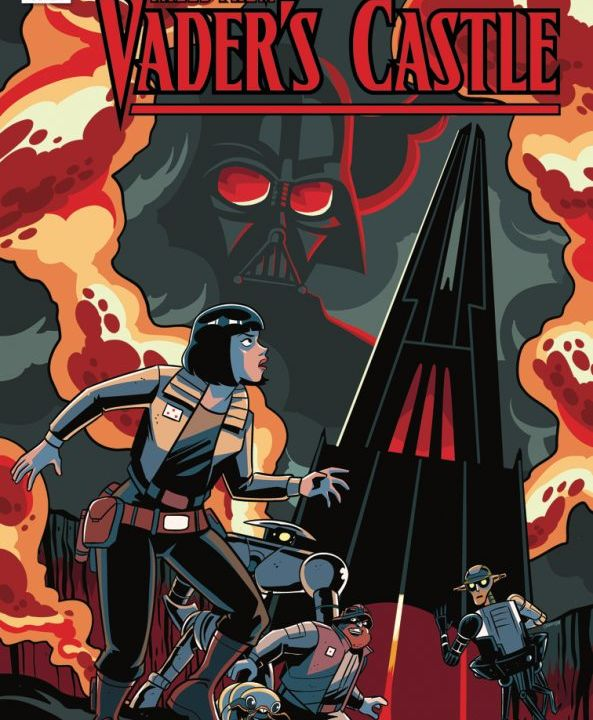 A Star Wars Podcast:  Vaders Castle and Listener Feedback (145)