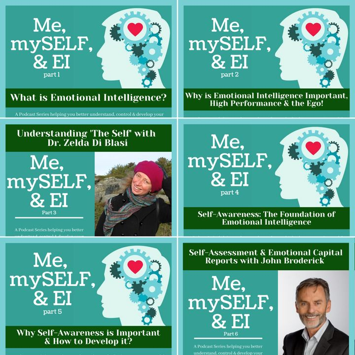 Me, mySELF, & EI Part 0 - What to expect!