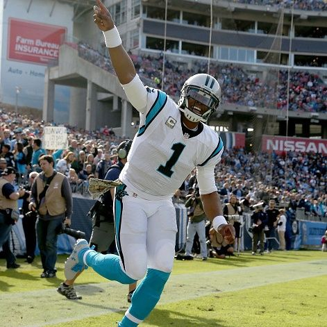 Cam Newton and Week 3 of the NFL