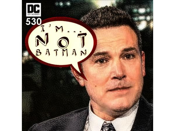 From the Affleck's Mouth: I'm Not Batman!