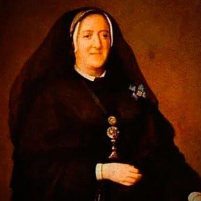 Santa María Micaela del Santísimo Sacramento, fundadora de las Adoratrices