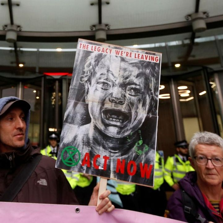 Is the police operation for climate change protests working?
