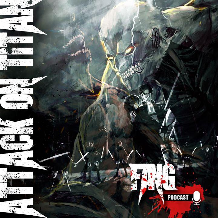 S53: Attack on Titan con Edgar (Ed Khronos)