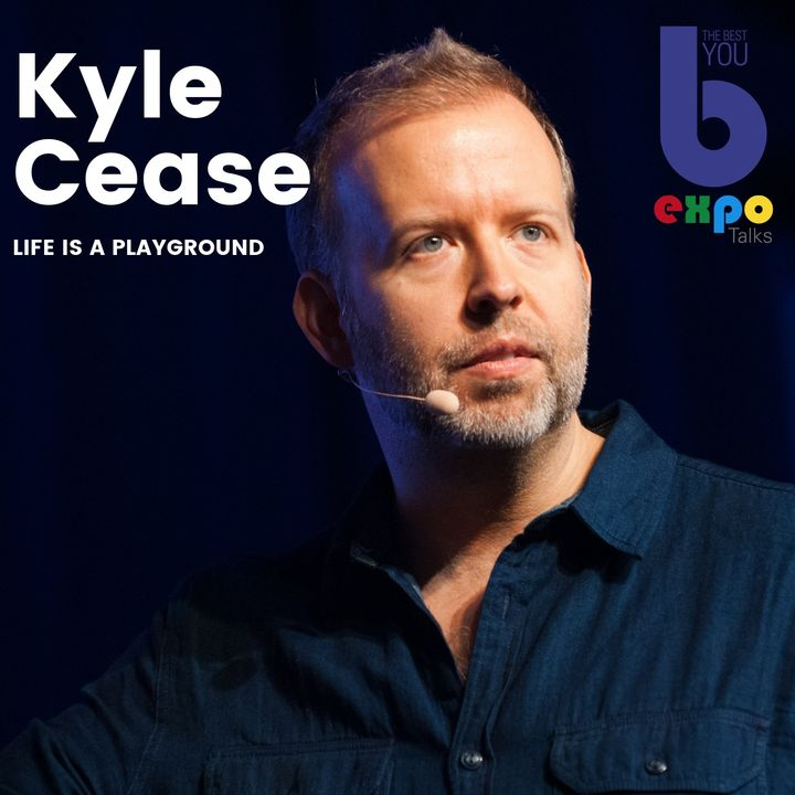 Kyle Cease at The Best You EXPO