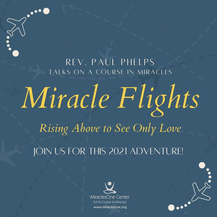 Miracle Flights - Soaring Eagle Guided Meditation