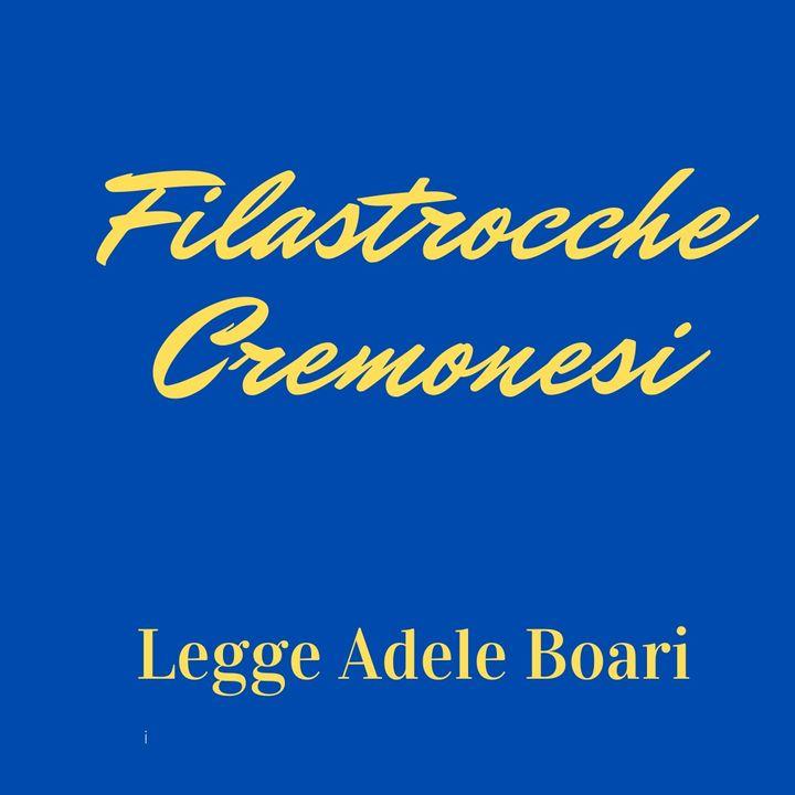 Filastrocche Cremonesi( Legge Adele Boari)