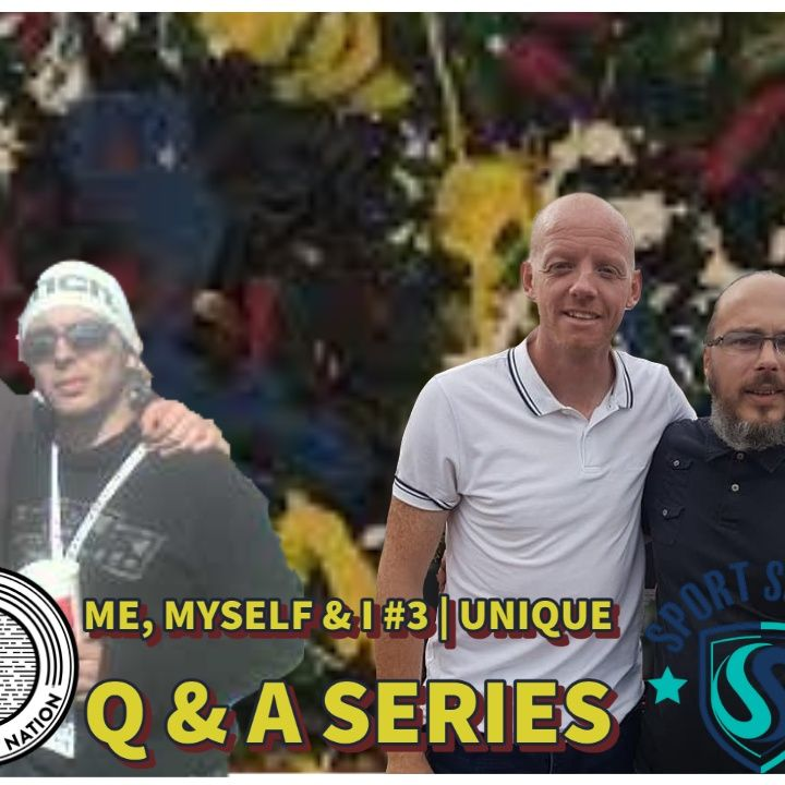 Me, Myself & I #3 | Unique Q & A series | Si answers your Qs