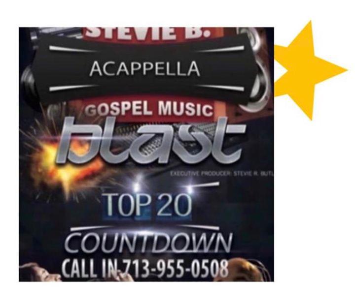 Stevie B's A Cappella Gospel Music Blast - (Episode 165)