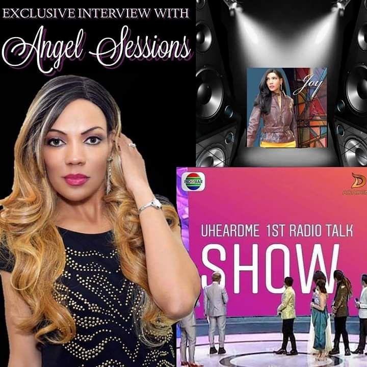 Uheardme1st RADIO TALK SHOW -ANGEL SESSIONS