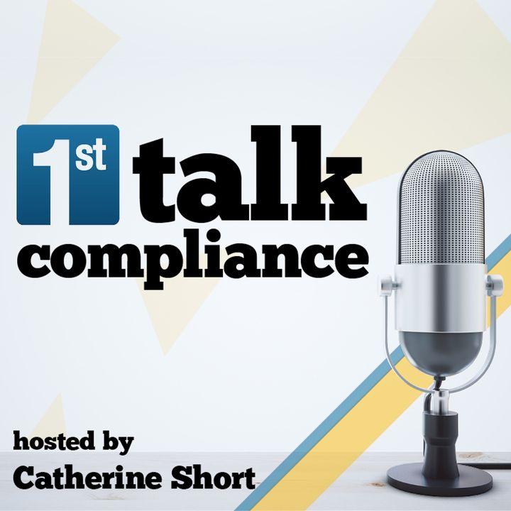 1st Talk Compliance: Markus P Cicka JD LLM