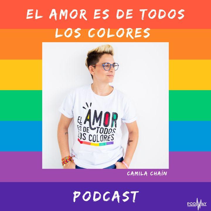 El amor es de todos los colores.