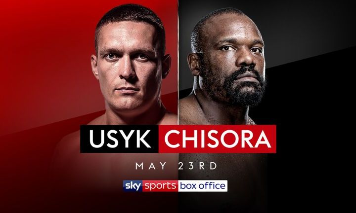Inside Boxing Daily: Usyk-Chisora, GGG-Canelo 3, Andrade-Williams, and more
