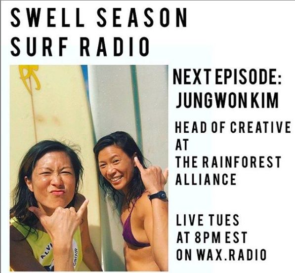 Jungwon Kim: Head Creative for the Rainforest Alliance