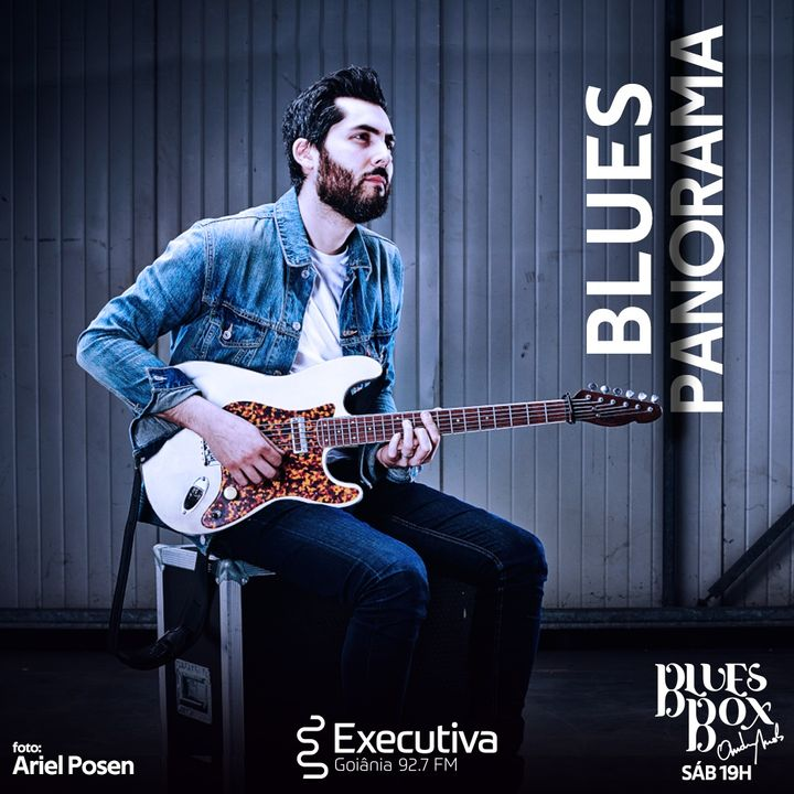 Blues Box - Rádio Executiva - 11 de Abril de 2020