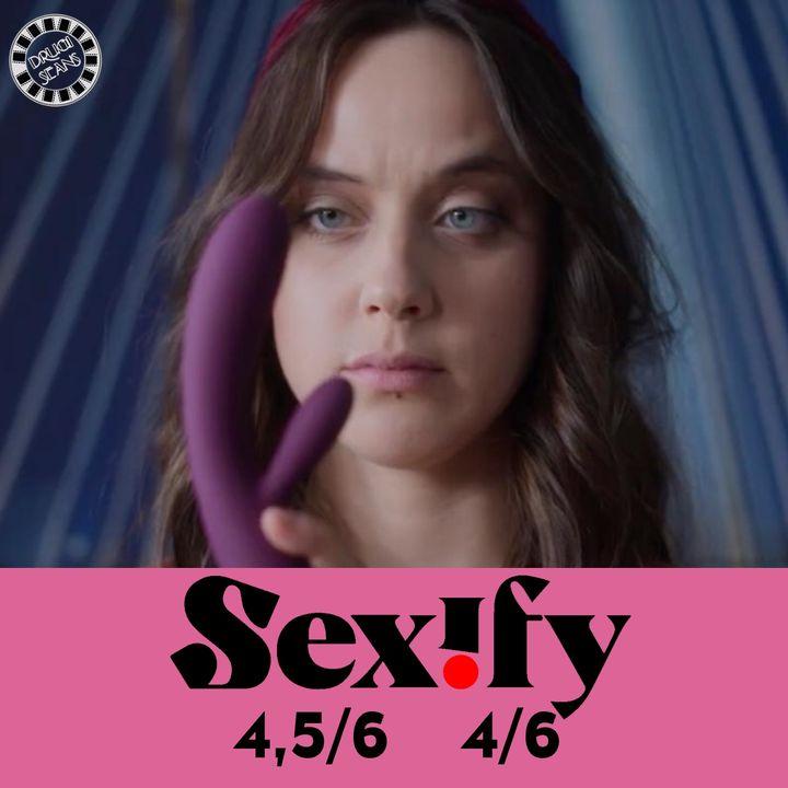 SEXIFY - RECENZJA POLSKIEGO SERIALU NETFLIKSA