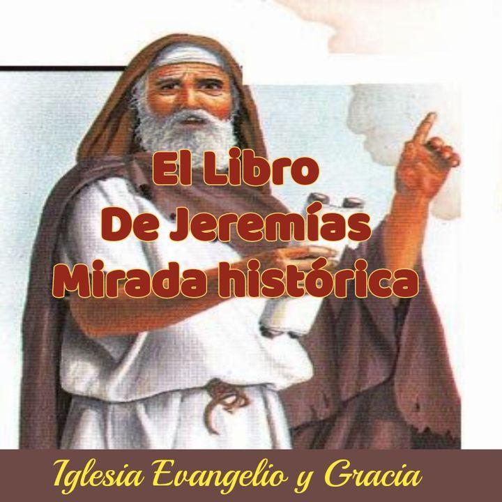 Mirada histórica al libro de Jeremías