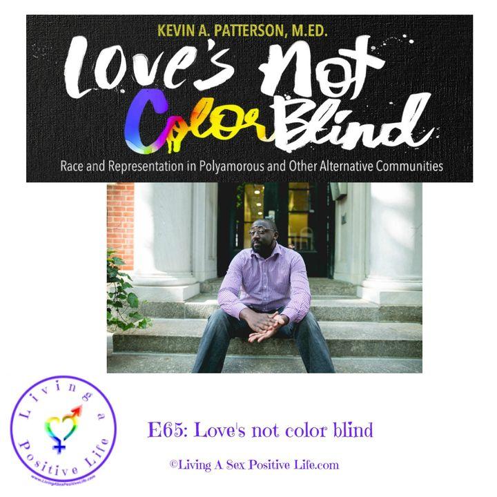 E65: Loves Not Color Blind