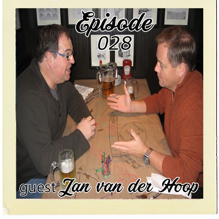 The Cannoli Coach: Always the Odd One w/Jan van der Hoop | Episode 028