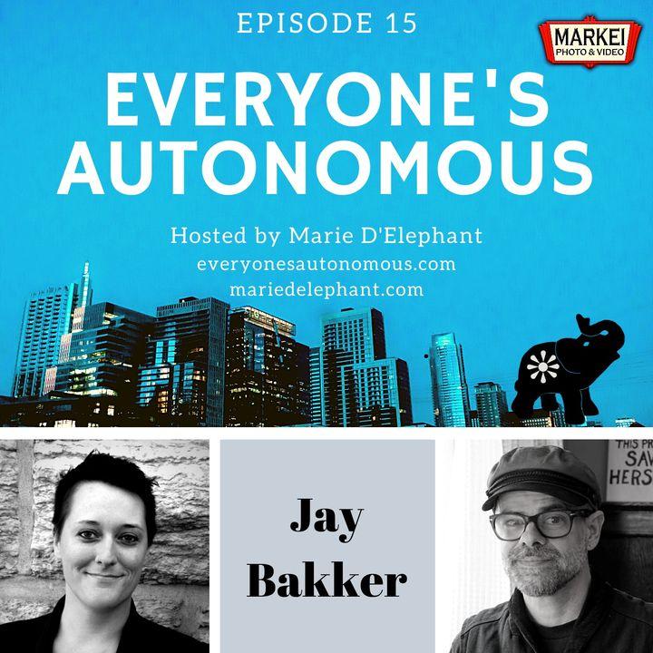 Episode 15: Jay Bakker - Revolution Church