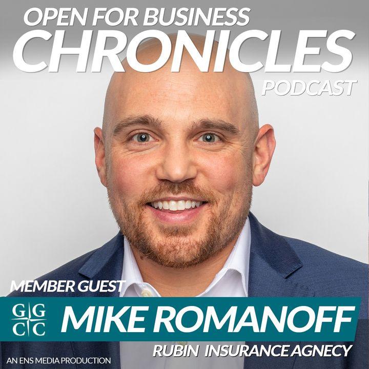 Mike Romanoff: Rubin Insurance Agency