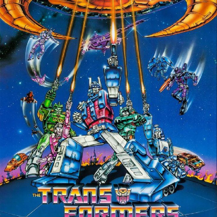 Transformers The Movie (1986)