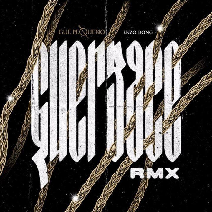 Guè Pequeno - Guersace(RMX) - feat Enzo Dong