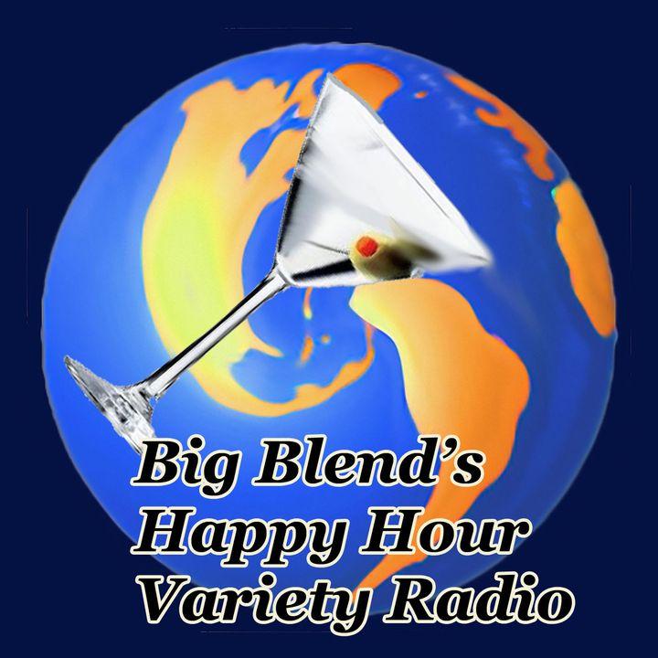 Viva La Vegan Happy Hour Party - John Schlimm & Adam M Roberts on Big Blend Radio