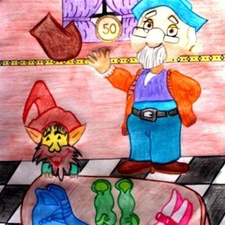 El zapatero y los duendes - Cuento Infantil