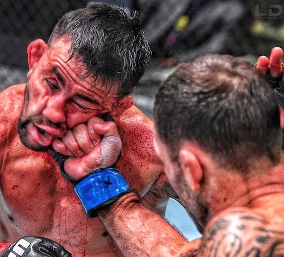 Munhoz vs Edgar  -  Saturday Fight Night Vegas 7 desde el Apex