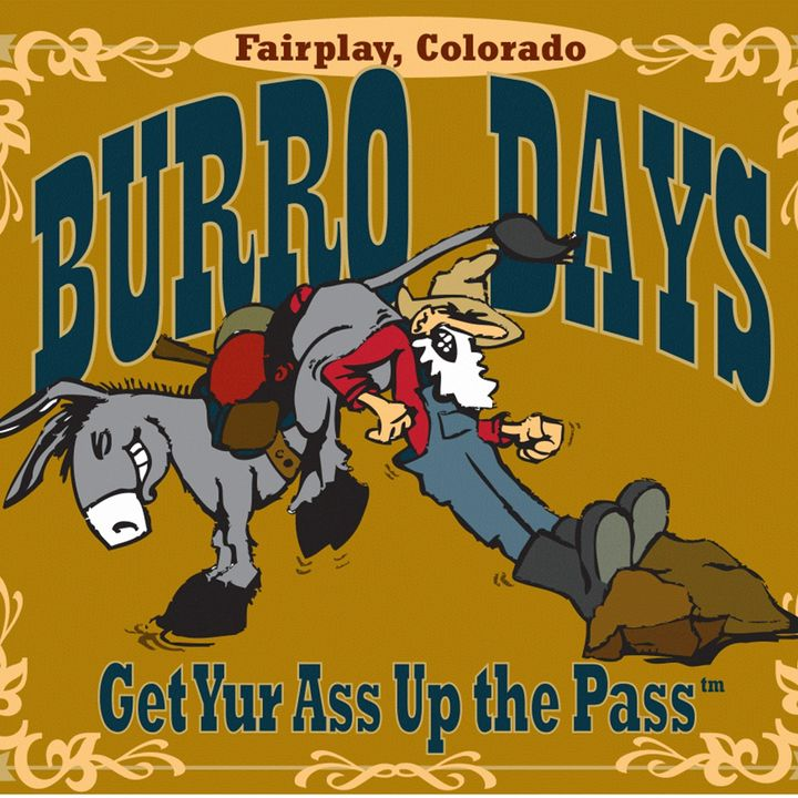 Colorado Fairplay Burro Days 2019