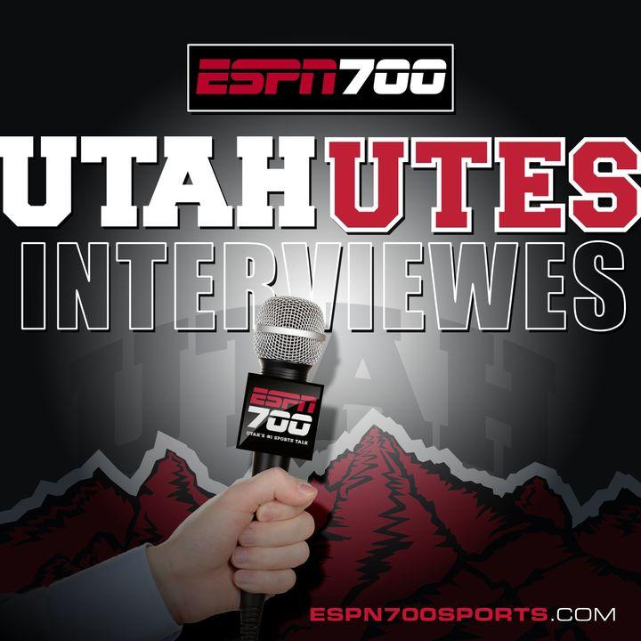 Utah WR Bryan Thompson