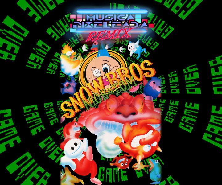 Snow Bros (Arcade)