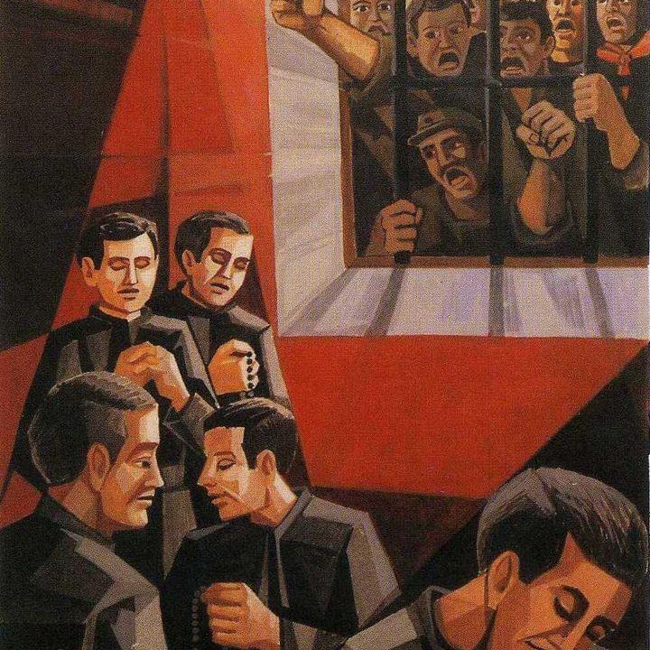 Mártires del siglo XX en España