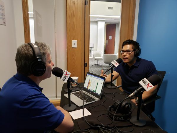 ATDC Radio: Nathan Huynh with NextJuris