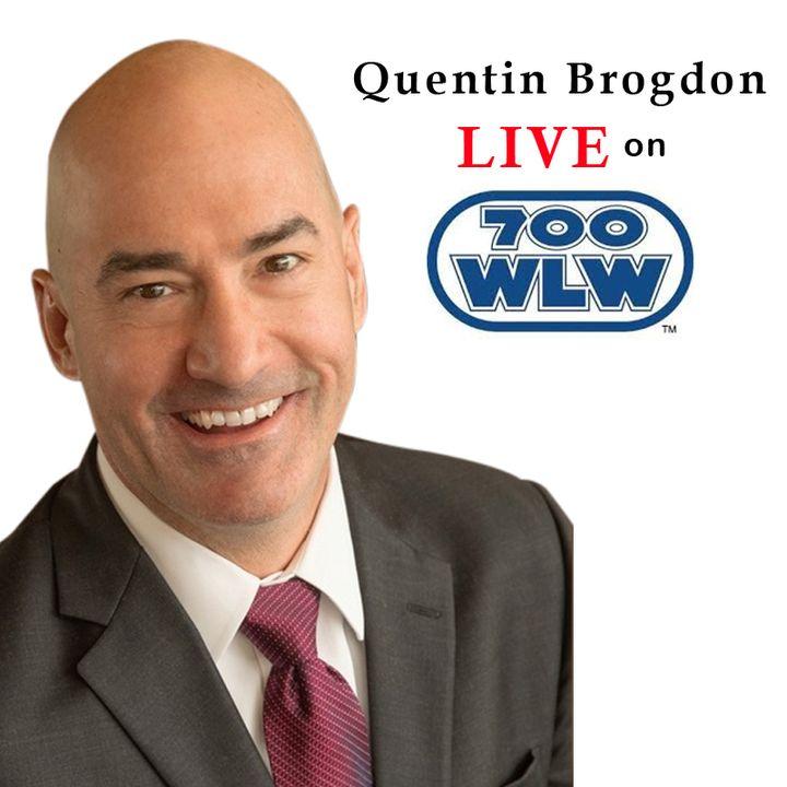 Quentin Brogdon – Does Big Tech Have Too Much Control Over Internet Speech? || 700 WLW Cincinnati 1/11/21