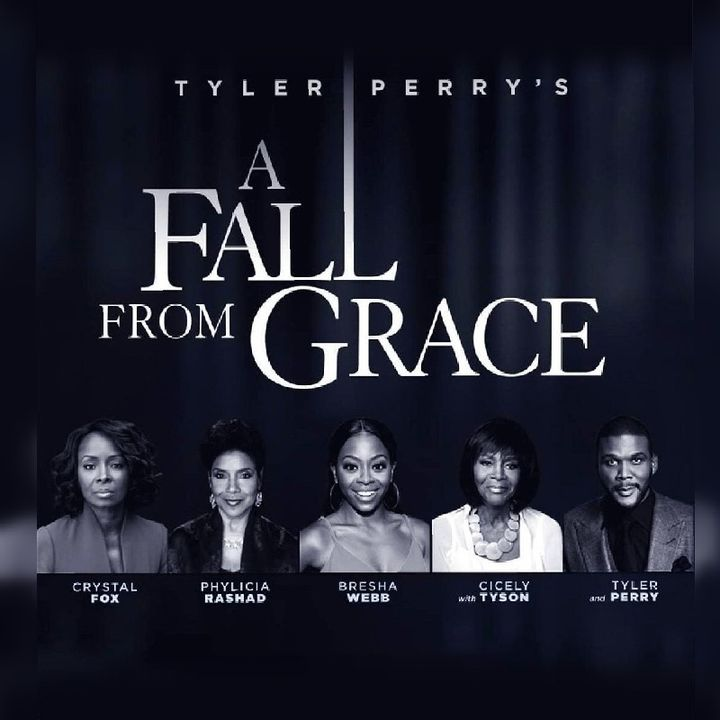 Binge & Rewind   Tyler Perry's   A Fall From Grace Review