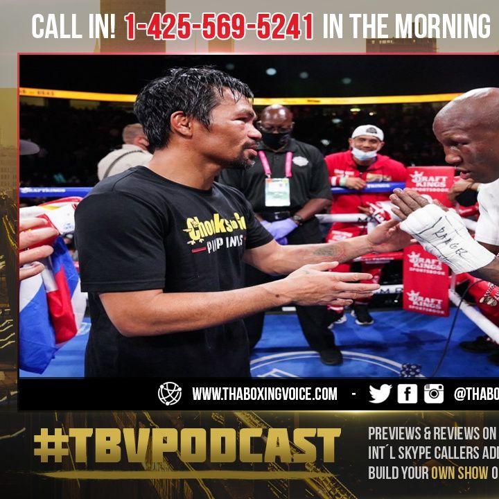 "☎️ Yordenis Ugas Upsets Manny Pacquiao😱""FU$@ The Haters I'm Super WBA Champion""🔥"