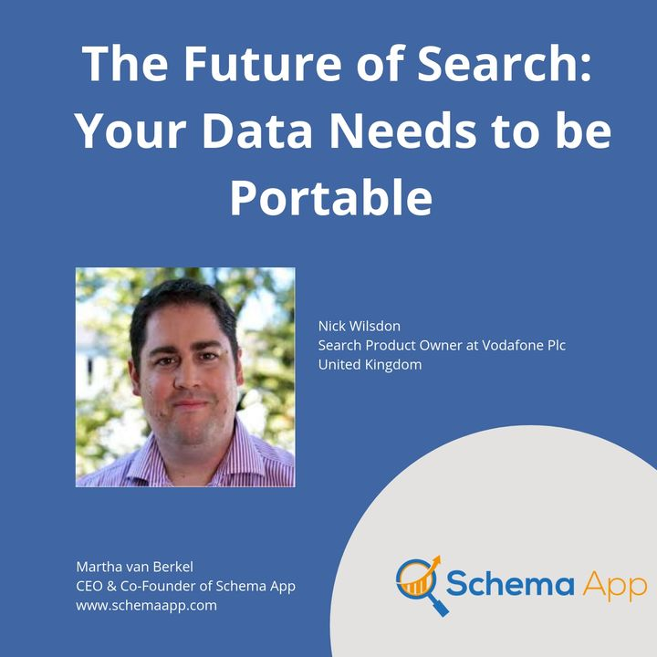 Nick Wilsdon: Data Portability and its role in Search