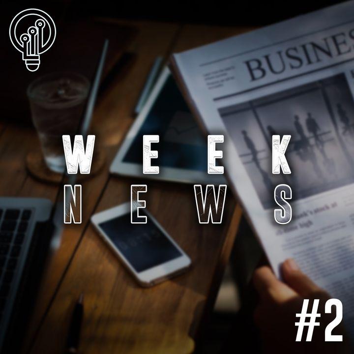Week News #2 - Finalmente la Dark Mode su WhatsApp!